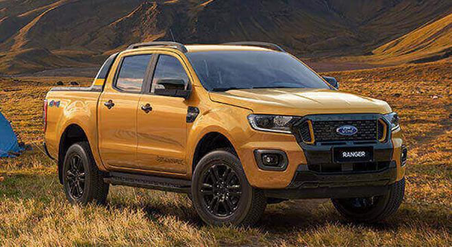 Ford Ranger Wildtrak 4x2 AT