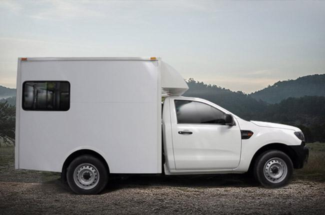Ford Ranger XLS 2.2 4x2 MT Copy