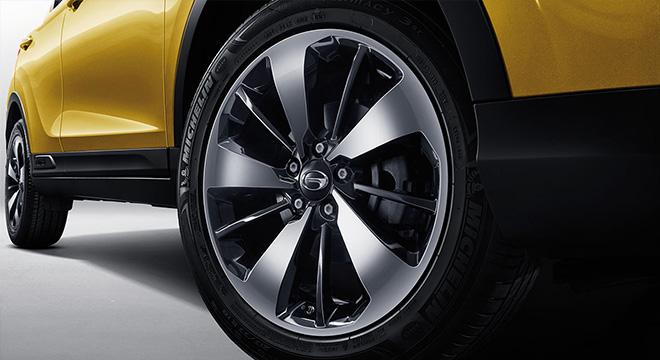 gac gs3 exterior wheels philippines