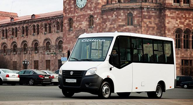 GAZ Gazelle Next Citiline Diesel