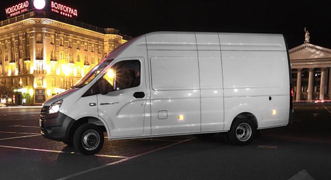 GAZ Gazelle Next Van Diesel