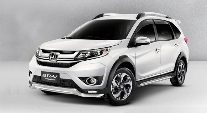 Honda BR-V 1.5 V Navi CVT Modulo 2018