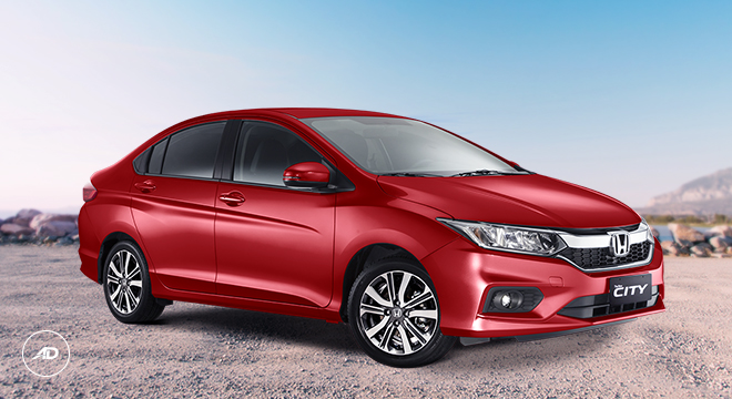 Honda City 1.5 E MT 2018