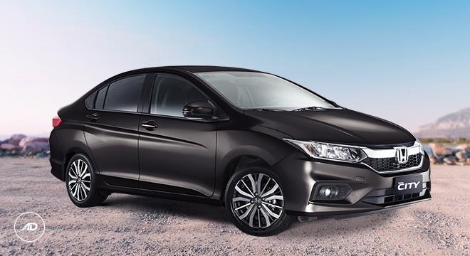 Honda City 1.5 VX+ NAVI CVT 2018
