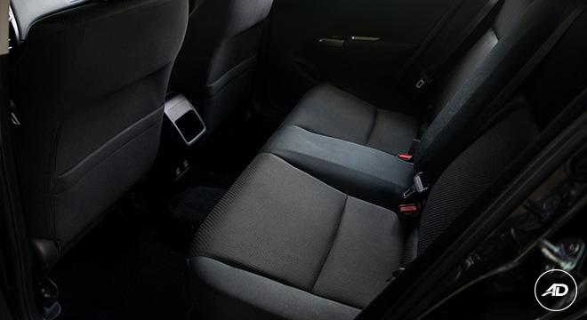 Honda City 1.5 VX NAVI CVT 2018 rear seat