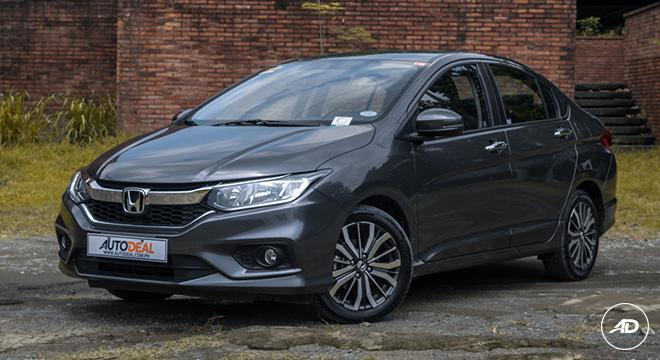 Honda City 1.5 VX NAVI CVT 2108 review