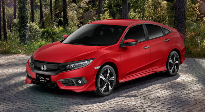 Honda Civic 1.5 RS Turbo Modulo 2018
