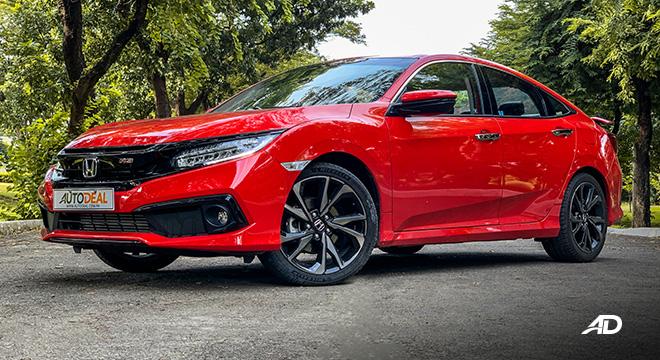 Honda Civic 1 5 Rs Turbo Cvt 2020 Philippines Price Specs Autodeal