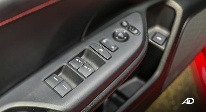 honda civic road test interior door controls philippines