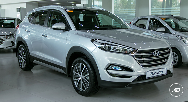 hyundai tucson 2 0 crdi gls 4x2 at 2019 philippines price specs autodeal. Black Bedroom Furniture Sets. Home Design Ideas