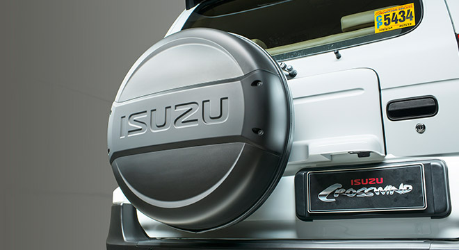 Isuzu Crosswind Sportivo X Urban Edition AT 2018 rear