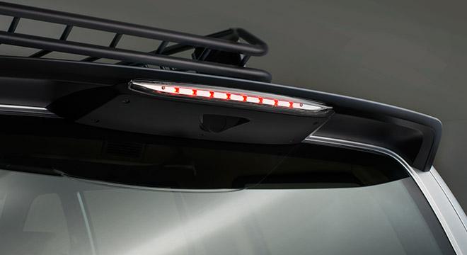 Isuzu Crosswind Sportivo X Urban Edition MT 2018 brake lamp