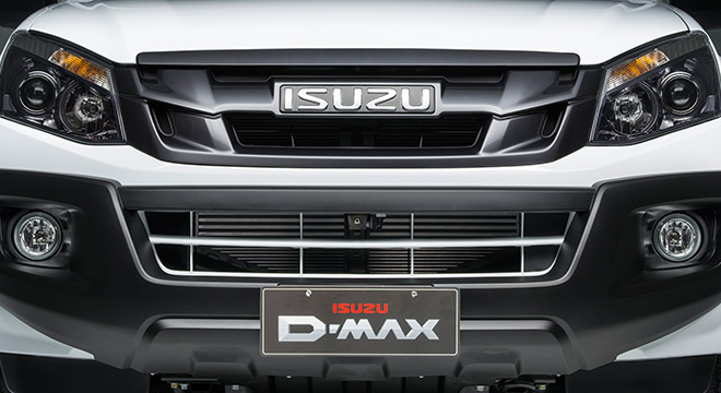 Isuzu D-MAX 3.0 VGS LS 4x2 AT Urban Edition 2018 front