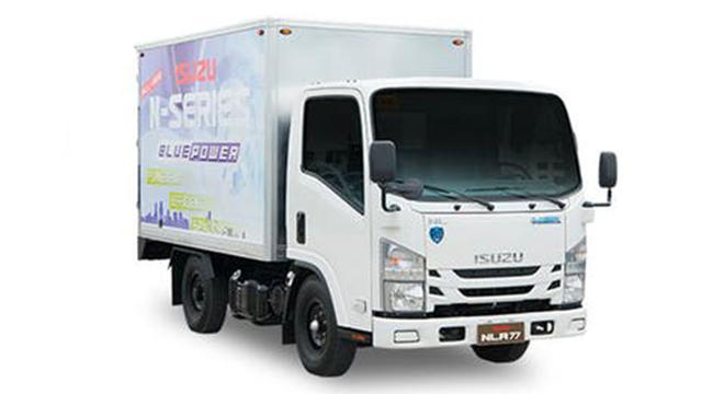 Isuzu N-Series Blue Power NLR77
