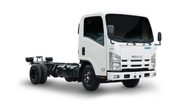 Isuzu N-Series Blue Power NMR85