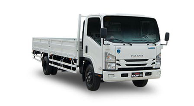 Isuzu N-Series Blue Power NQR75