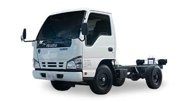 Isuzu N-Series Blue Power QKR77