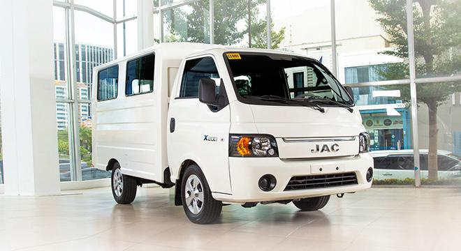 JAC X200 Xporter