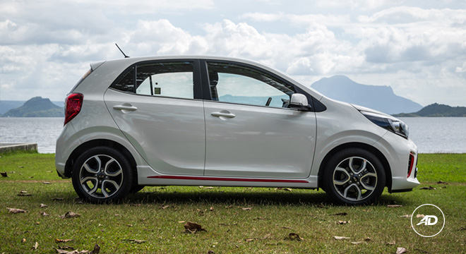 Kia Picanto 1.2 GT-Line AT 2018 side