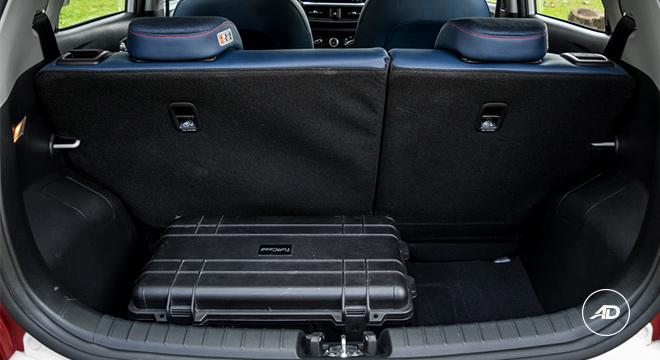 Kia Picanto 1.2 GT-Line AT 2018 trunk