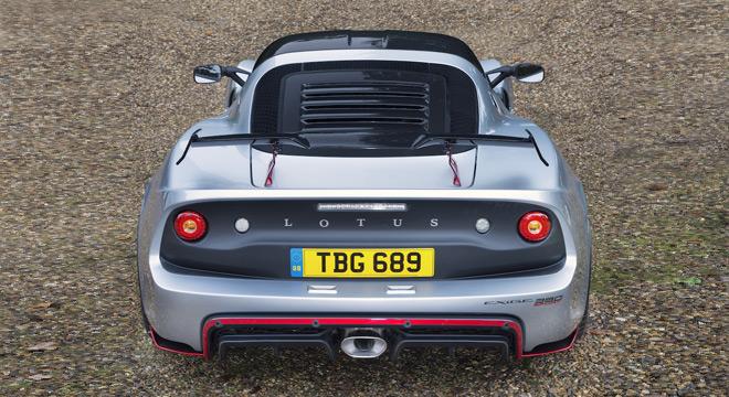 Lotus Exige V6 Cup 3.5 MT 380