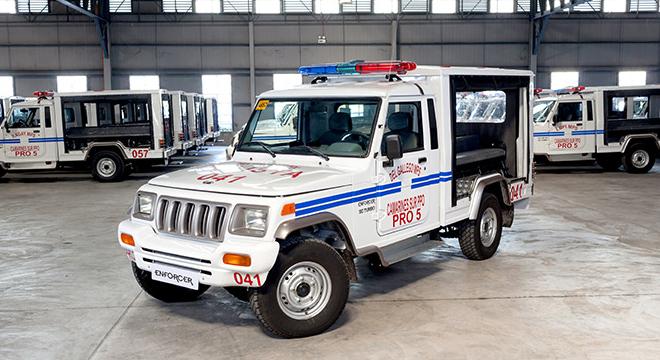 Mahindra Enforcer Single Cab 4x2 Standard 2018 brand new