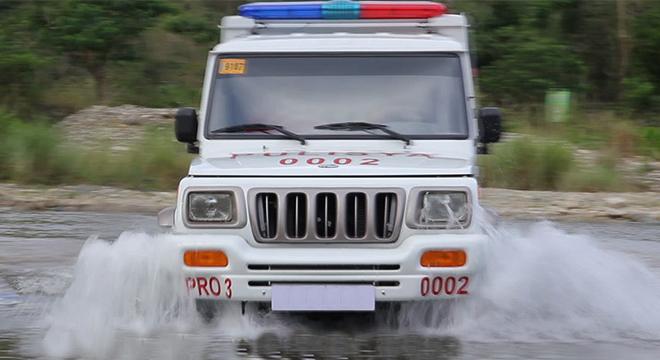 Mahindra Enforcer Single Cab 4x2 Standard 2018 front