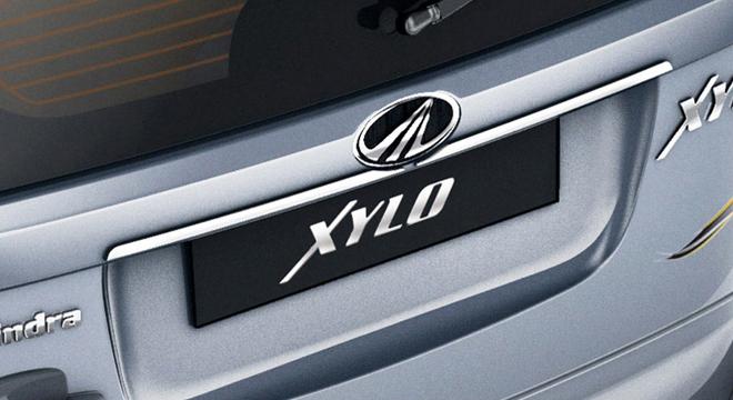 Mahindra Xylo E8 2018 rear