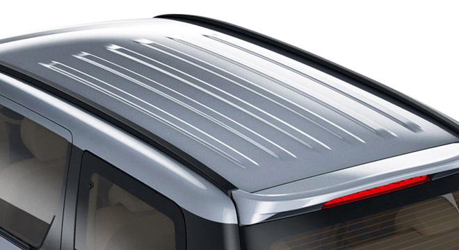 Mahindra Xylo E8 2018 roof
