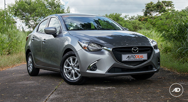 mazda 2 technical specifications