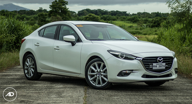 Review: 2017 Mazda3 Sedan 2 0 SkyActiv R AT | Autodeal