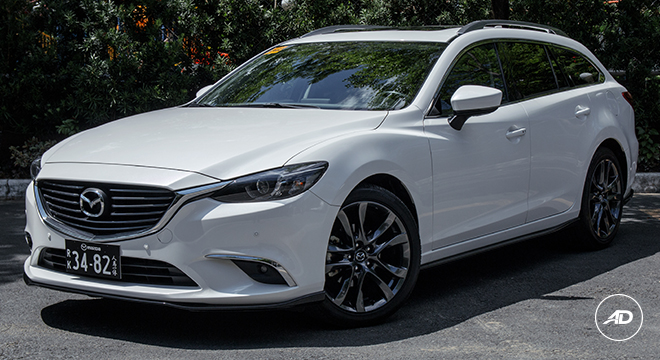 Mazda 6 Sports Wagon 2.5 SkyActiv-G AT