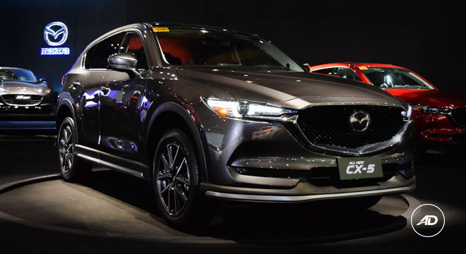 mazda cx 5 2 0 fwd pro 2019 philippines price specs autodeal. Black Bedroom Furniture Sets. Home Design Ideas