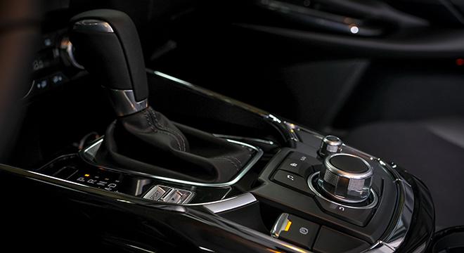 Mazda CX-9 Sport Touring 2018 transmission