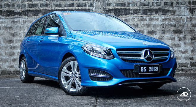 Mercedes benz b class b 180 2018 philippines price for Mercedes benz b class 180