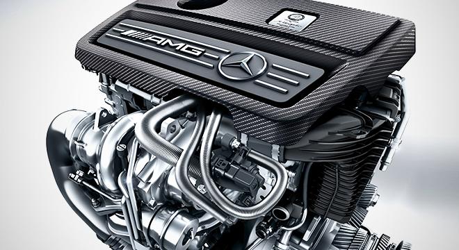 Mercedes-Benz GLA AMG 45 4MATIC