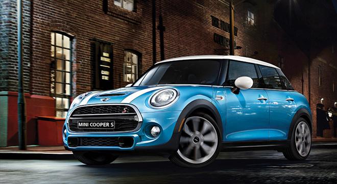 Mini Cooper 2.0L S (5Dr) 2018 Philippines blue