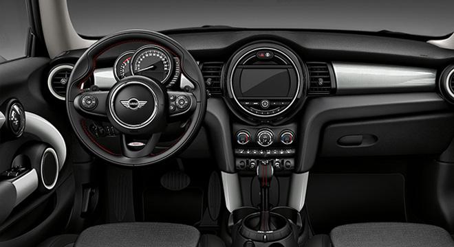 Mini Cooper 2.0L S (5Dr) 2018 Philippines luxury interior