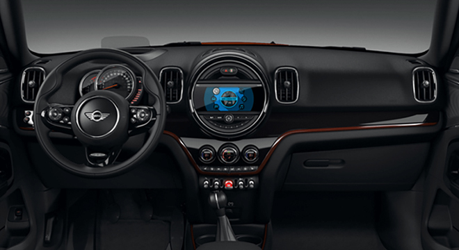 Mini Cooper Countryman 2.0L D 2018 Philippines interior