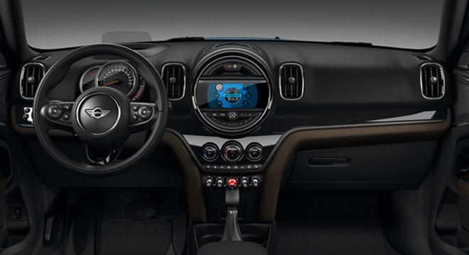 Mini Cooper Countryman 2.0L SD 2018 Philippines interior