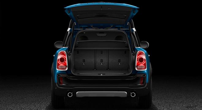 Mini Cooper Countryman 2.0L SD 2018 Philippines trunk