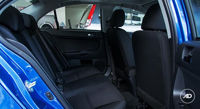 Mitsubishi Lancer EX GT-A 2.0 CVT