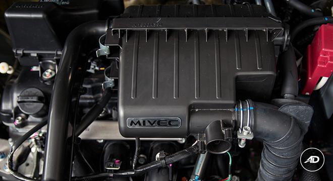 Mitsubishi Mirage GLS 2018 engine