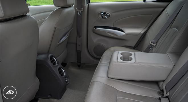Nissan Almera 1.5 VL AT 2018 Philippines seats