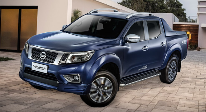 nissan navara 4x2 el calibre sport edition at 2019. Black Bedroom Furniture Sets. Home Design Ideas