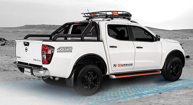 Nissan Navara N-Warrior Philippines