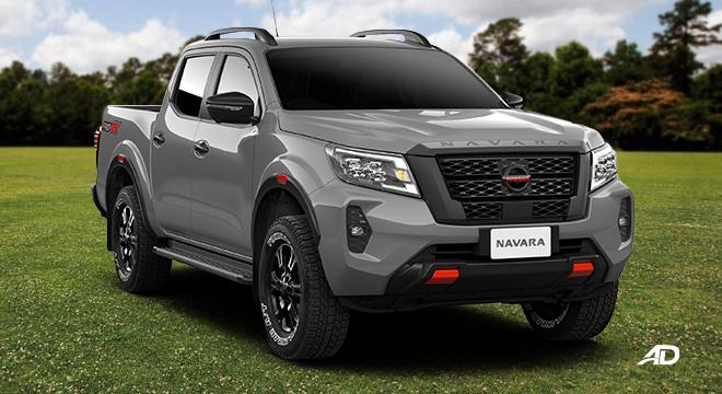 Nissan Navara PRO-4X rear quarter