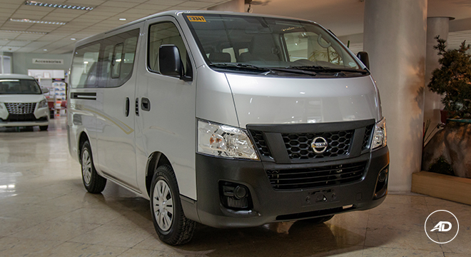 Nissan NV350 Urvan Escapade 12-Seater 2018