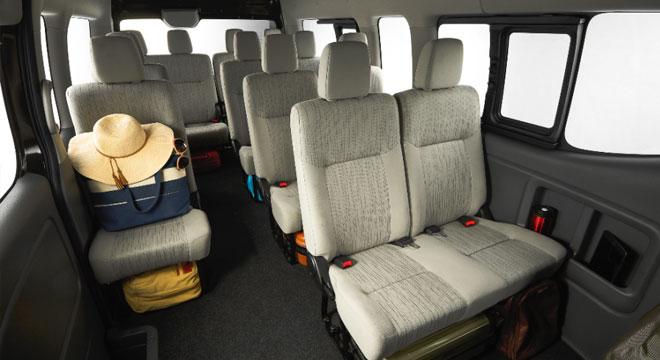 Nissan NV350 Urvan Premium MT 2019, Philippines Price ...