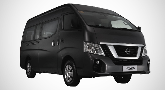 02632ae77b Nissan NV350 Urvan Premium MT 2019